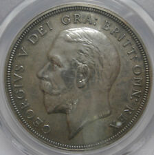 UK Great Britain ,George V  silver PROOF crown 1927 ; FDC ; PCGS PR-63