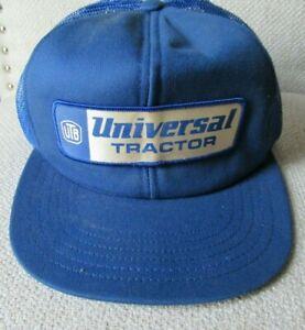 UTB Universal tractor baseball cap hat