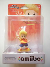 "Lucas ""animal crossing"" Super Smash Bros Figurine Interactive Amiibo Wii U"