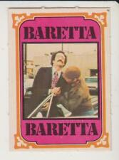 Monty Gum trading card 1978 TV Series: Baretta #12