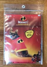 disney pixar incredibles 2 Pet Accessory With Bonus Shirt