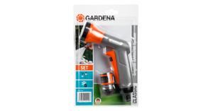GARDENA 18312-33 Water Sprayer gun + Free hose connector
