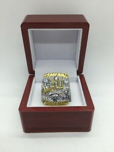 2015 Denver Broncos Von Miller Super Bowl Championship Ring Set with Box