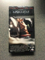 NEW/SEALED VHS MOVIE - APOLLO 13 (1995) - TOM HANKS, KEVIN BACON
