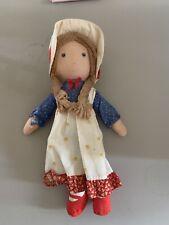Vintage 1970's Knickerbocker Holly Hobbie Doll