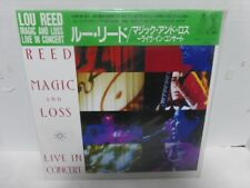 LOU REED Magic and Loss , Live in Concert LASER DISC SEALED