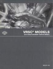 2005 Harley VRSC VRSCR VRSCD VRSCA VROD V-ROD Repair Service Manual NEW 501-05