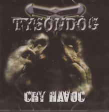 Tysondog - Cry Havoc ( CD 2015 ) NEW / SEALED