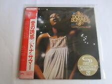 DONNA SUMMER - LOVE TO LOVE YOU BABY 1975/2012 JAPAN MINI LP SHM CD UICY-75296