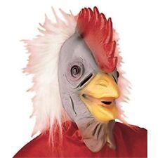 Maschere rossi marca Widmann per carnevale e teatro gomma