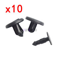 10Pcs New Engine Under Cover Push Type Retainer Clips 90467-07201 For Lexus