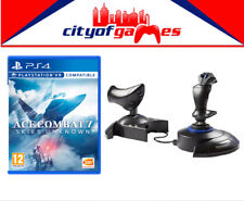 Ace Combat 7 Skies Unknown PS4 & T.Flight HOTAS Joystick For PS4 Pre Order