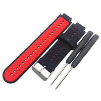 Wristband Replacement Strap Buckle for Garmin Forerunner 220 230 235 620 630