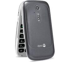 Neuf Doro PhoneEasy 6520 Flip 3 G grand ecran gros boutons Débloqué Téléphone