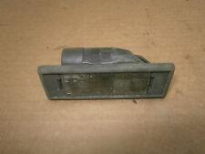 PEUGEOT 306 1993-1996 MK1 HATCH REAR NUMBER PLATE LIGHT