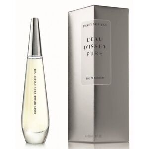 Issey Miyake L'eau D'Issey Pure 90ml EDP (L) SP Womens 100% Genuine (New)