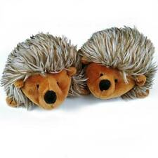 1pc Hedgehog Squeak Sound Plush Interactive Chew Toy for Dogs Play Training