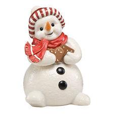 Goebel Schneemann Plätzchendose Keksdose Dose Schneemanndose Weihnachten