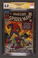 Amazing Spider-Man (1963 1st Series) 40 CGC 6.0 SS Stan Lee 1513038006