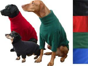 Hotterdog Fleece Jumper by Equafleece, Wicking, Water Repellent, Warm