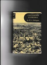 CANTERBURY CATHEDRAL---Margaret Babington---hc/dj---1948---J. M. DENT & SONS LTD