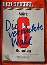 SPIEGEL 50/1982 Die Neuwahlen am 6.3.1983