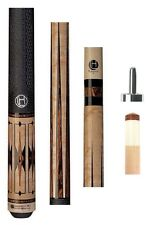 Lucasi Hybrid LHLE3 Limited Pool Cue - 12.75mm Low Deflection Shaft - Free Ship