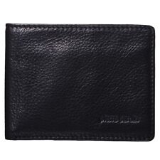 Pierre Cardin PC8873BK Mens Leather RFID Wallet - BLACK- BRAND NEW!