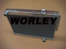 3 row aluminum radiator for Holden Torana LJ LC LH LX V8 with chev engine Manual