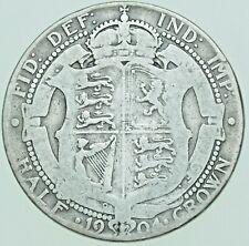 More details for scarce 1904 edward vii halfcrown, british silver coin fine
