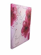10.1 inch Case Cover For Vodafone Smart Tab III - Flower Pink 360 10.1""