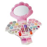 Bambini Set di Trucco Per Le Ragazze Reale Lavabile Cosmetici Kit Bambini