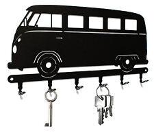 Schlüsselbrett VW Bus T1 - Transporter schwarz, Schlüsselboard Bulli, Volkswagen