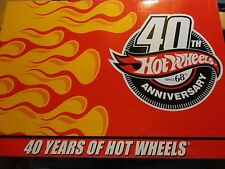 Hot Wheels 40 Years of Hot Wheels (40) Car Boxed Set