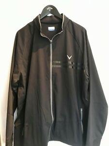 Callaway Golf X-Series Full Zip Wind Jacket - CGKS90B7