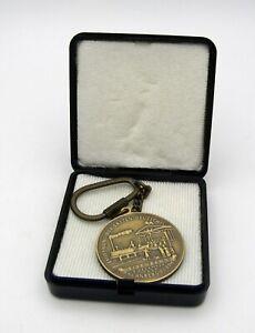 Medaille / Münze / Gedenkmünze / 150 Jahre Deutsche Eisenbahnen 1835 -1985