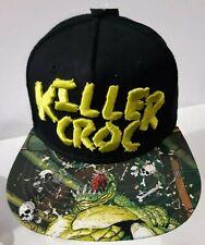 DC Comics Killer Croc Graphic Baseball Cap Nwt