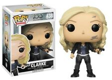 FUNKO POP TELEVISION THE 100 LIFE IS A FIGHT CLARKE #438 NEW IN BOX  #10277