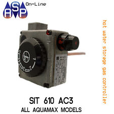 AQUAMAX GAS CONTROL VALVE 72°C - MINISIT 610 AC3 (0610040) - ALL GAS TYPE
