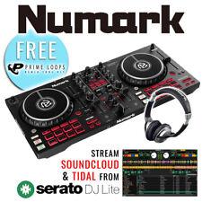 More details for numark mixtrack pro fx 2-deck serato dj controller with hf125 headphones bundle