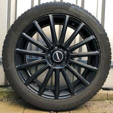 Audi Q3 VW Tiguan Winterkompletträder 245/45 R18 100V Continental Winterreifen