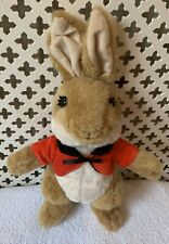 "PETER RABBIT 14"" PLUSH SOFT TOY FROM WHITEHOUSE"