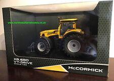 Universal HOBBIES 1/32 McCormick X8.680 VT-DRIVE giallo ** ** Nuovo di Zecca 2017