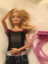 Barbie doll Photo Fashion  Built in  Digital Camera and Cable,full working order