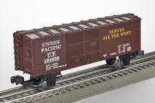 Lot 4201 Lionel Junction Union Pacific, sécurisées wagons (refusé), piste 0