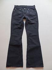 Levi's 529 Bootcut Stoff Jeans Hose, W 29 /L 30, Black ! schwarze Stoffhose ! 36