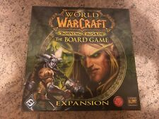 NEU! World of Warcraft Burning Crusade Brettspiel The Board Game NEW! Sealed!