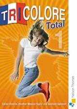 Tricolore Total 1: Student Book (French Edition)-ExLibrary
