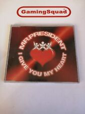 Mr President - I Give You My Heart CD, Supplied by Gaming Squad Ltd