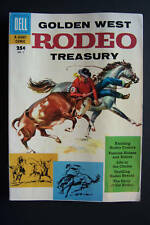Dell Giant, Golden West Rodeo Treasury #1 High grade